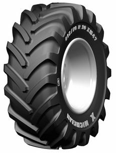 opona Michelin 445/70R24 17.5 LR24